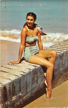 top027491 - Bathing Beauty Post Card