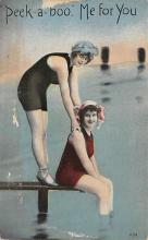 top027497 - Bathing Beauty Post Card