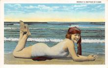 top027501 - Bathing Beauty Post Card