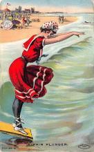 top027517 - Bathing Beauty Post Card
