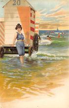 top027521 - Bathing Beauty Post Card