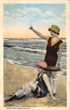 top027537 - Bathing Beauty Post Card
