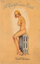 top027569 - Bathing Beauty Post Card