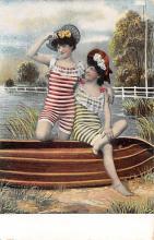 top027583 - Bathing Beauty Post Card