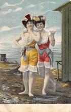 top027645 - Bathing Beauty Post Card