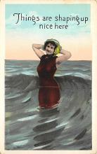 top027647 - Bathing Beauty Post Card