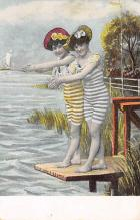 top027657 - Bathing Beauty Post Card
