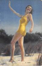 top027665 - Bathing Beauty Post Card