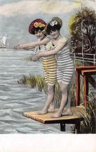 top027681 - Bathing Beauty Post Card