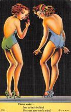 top027693 - Bathing Beauty Post Card