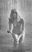 top027697 - Bathing Beauty Post Card