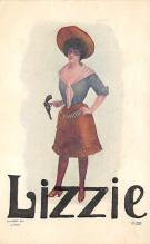 top027711 - Bathing Beauty Post Card