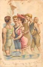 top027727 - Bathing Beauty Post Card