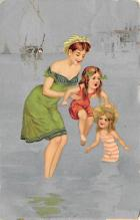 top027739 - Bathing Beauty Post Card