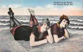 top027747 - Bathing Beauty Post Card