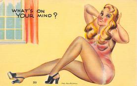 top027757 - Bathing Beauty Post Card