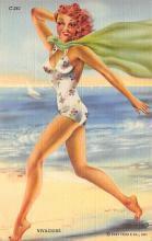 top027763 - Bathing Beauty Post Card