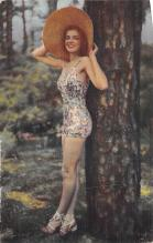 top027773 - Bathing Beauty Post Card