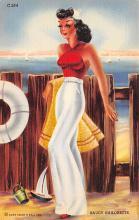 top027777 - Bathing Beauty Post Card