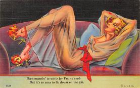 top027779 - Bathing Beauty Post Card