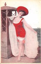 top027783 - Bathing Beauty Post Card