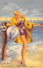 top027791 - Bathing Beauty Post Card