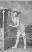 top027813 - Bathing Beauty Post Card