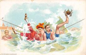 top027967 - Bathing Beauty Post Card