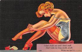 top027971 - Bathing Beauty Post Card