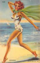 top027989 - Bathing Beauty Post Card