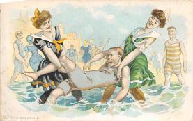 top027993 - Bathing Beauty Post Card