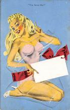 top028037 - Bathing Beauty Post Card