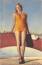 top028043 - Bathing Beauty Post Card