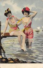 top028047 - Bathing Beauty Post Card