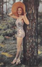 top028055 - Bathing Beauty Post Card