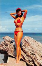 top028085 - Bathing Beauty Post Card