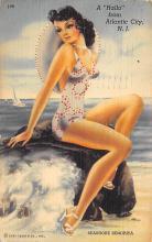 top028087 - Bathing Beauty Post Card