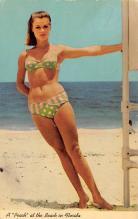 top028099 - Bathing Beauty Post Card