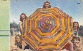 top028105 - Bathing Beauty Post Card