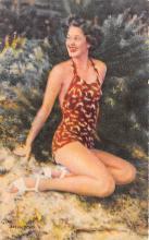 top028107 - Bathing Beauty Post Card