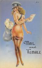 top028117 - Bathing Beauty Post Card