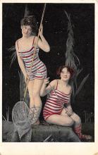 top028119 - Bathing Beauty Post Card