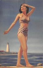 top028123 - Bathing Beauty Post Card