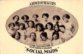 top028125 - Bathing Beauty Post Card