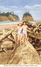 top028141 - Bathing Beauty Post Card
