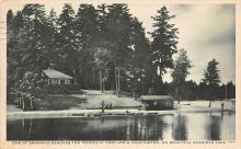 top028297 - Military Camps Post Card