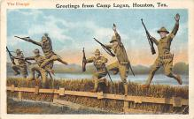 top028319 - Military Camps Post Card