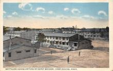 top028321 - Military Camps Post Card