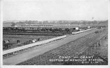 top028325 - Military Camps Post Card