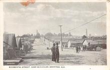 top028327 - Military Camps Post Card